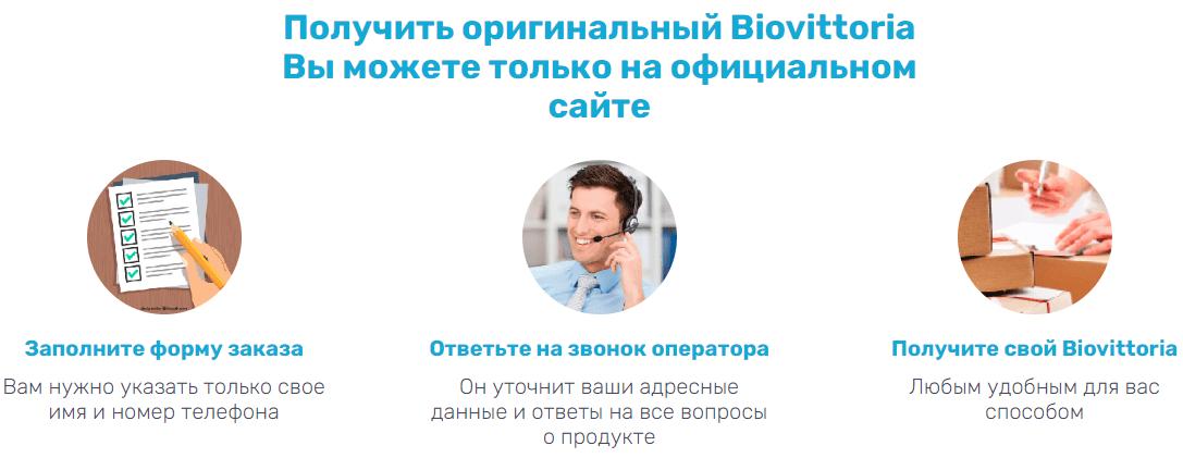 BioVittoria  развод или нет